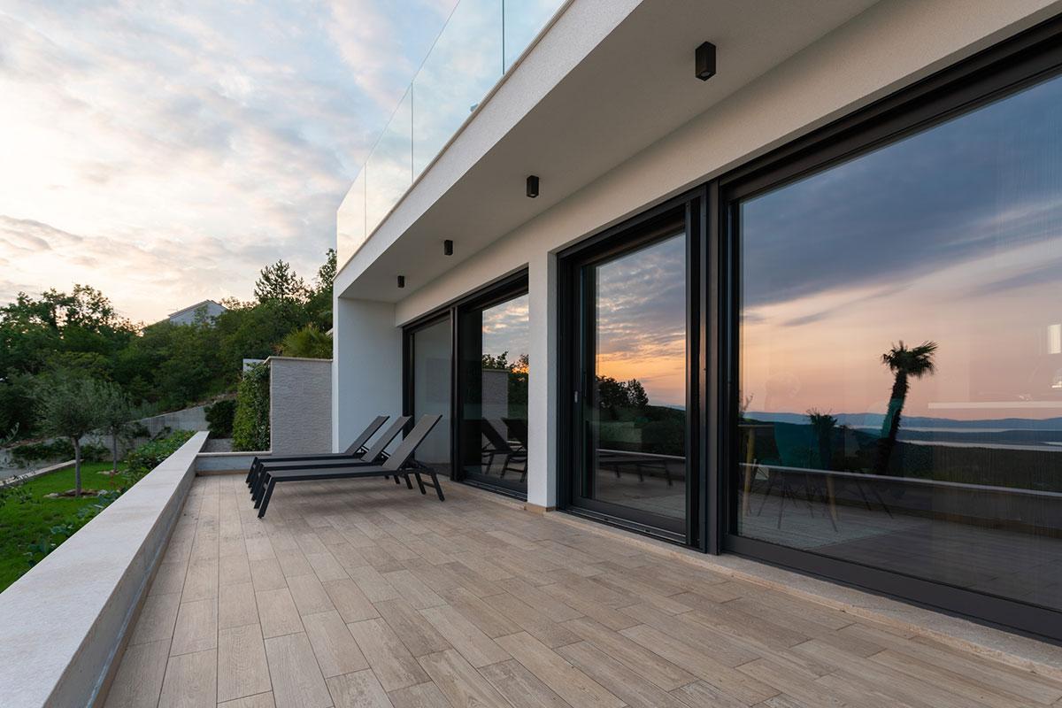 Designhaus Mountain Villa Kvarnerbucht, Kroatien