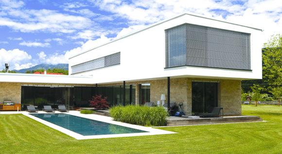 Design Ferienhaus Bauhausvilla Kärnten - Spittal an der Drau, Millstättersee